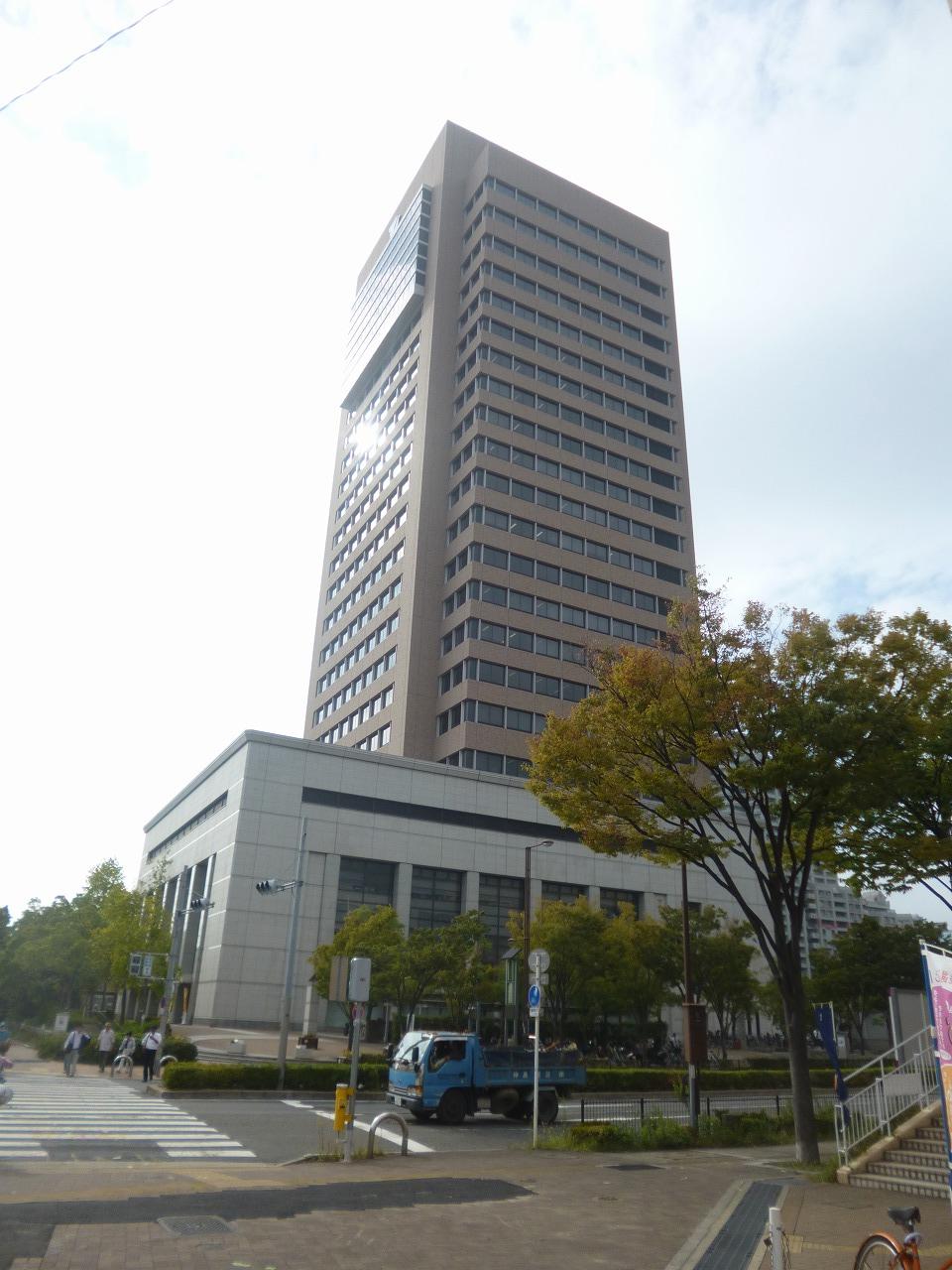 役所:東大阪市役所 845m