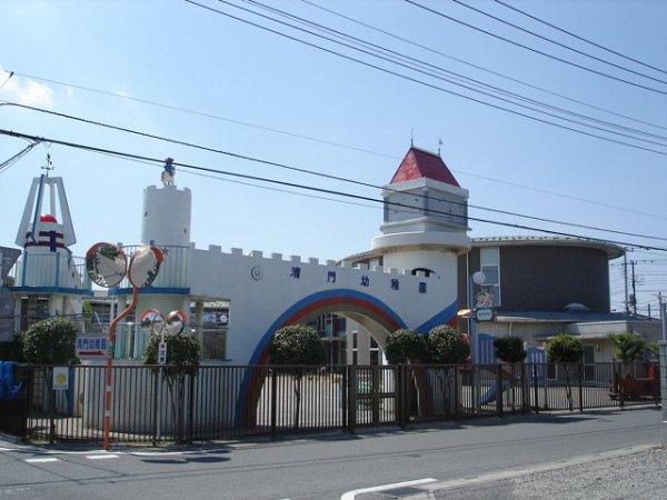 幼稚園:清門幼稚園 800m