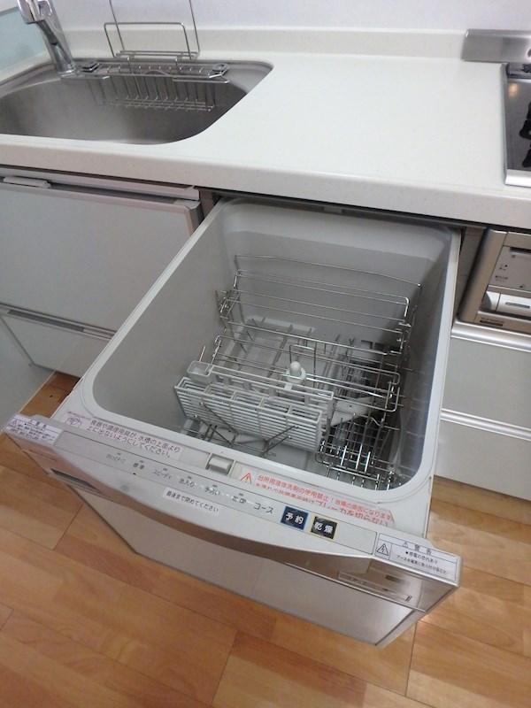 食洗機つき