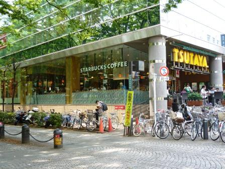 ショッピング施設:TSUTAYA 馬事公苑店 587m