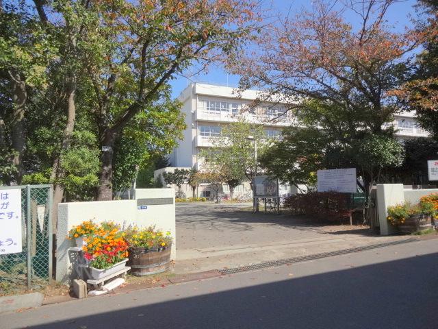 小学校:柏市立増尾西小学校 457m