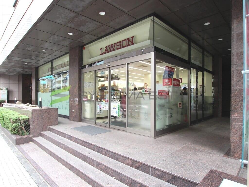 コンビ二:ナチュラルローソン 新川二丁目店 253m