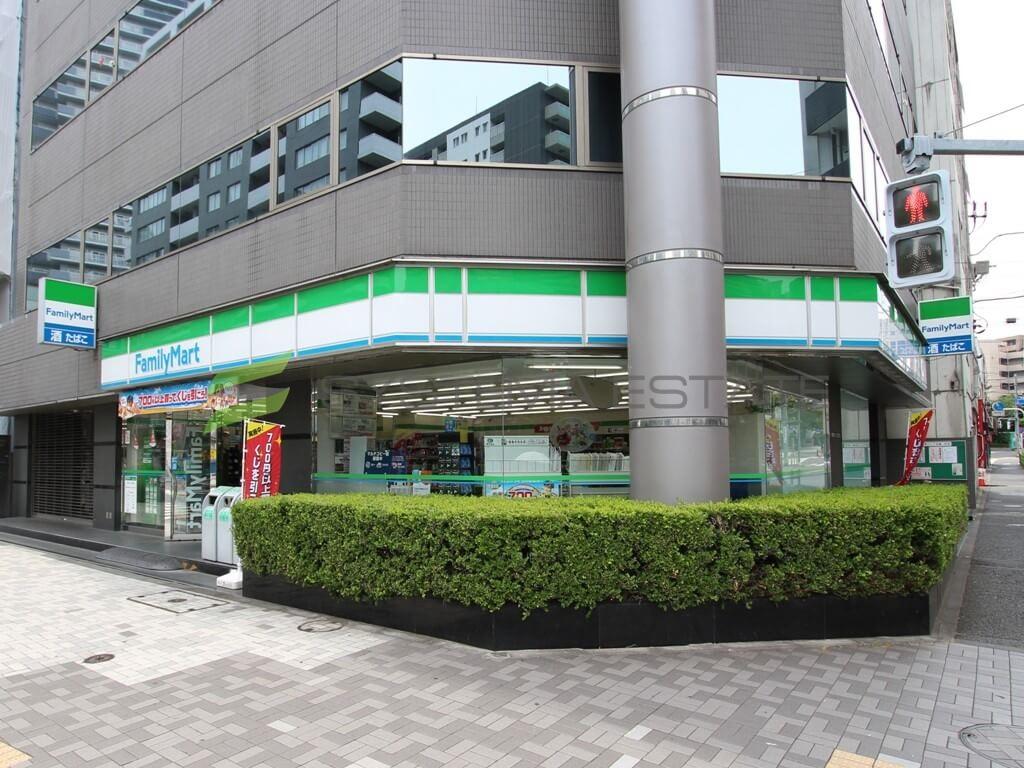 コンビ二:ファミリーマート 新川中央大橋店 170m