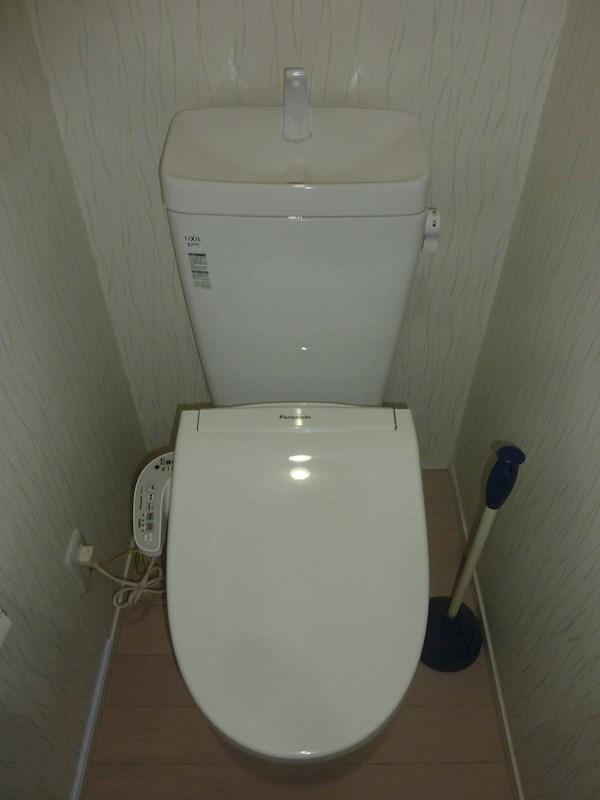 【共用部】トイレ