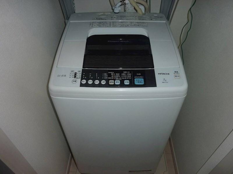 【共用部分】洗濯機