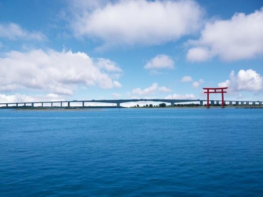 海または川:浜名湖 2963m