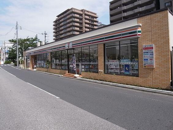 コンビ二:セブンイレブン 江東佐賀2丁目店 364m