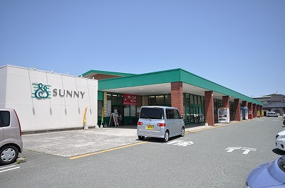 スーパー:スーパーサニー二島店・ 934m 近隣