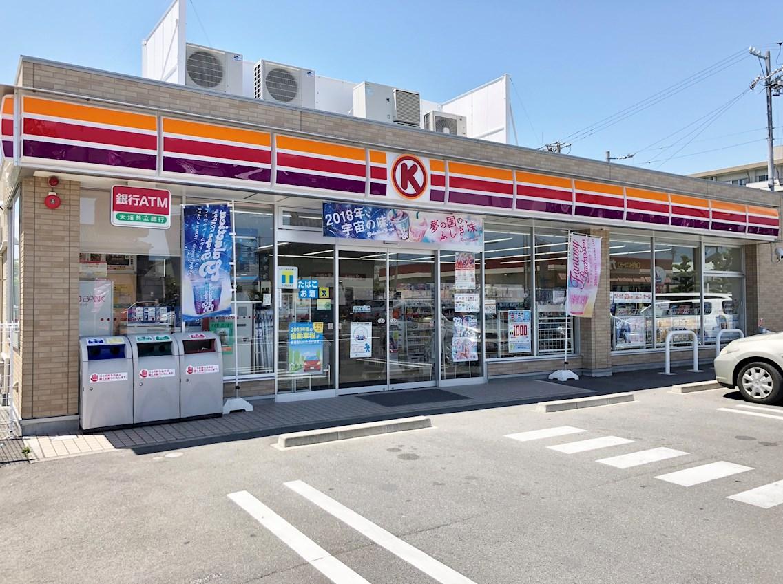 コンビ二:サークルK 津島橘町店 83m