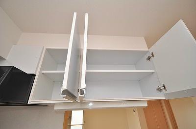 キッチン収納(上段)