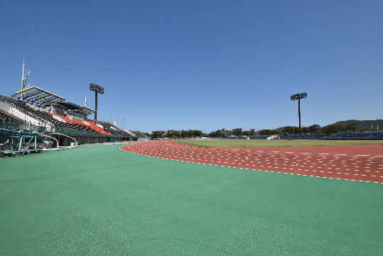 公園:本城公園・本城陸上競技場・ 302m 近隣