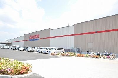 ショッピング施設:コストコホールセール 北九州倉庫店・ 1646m 近隣