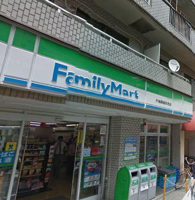 コンビ二:ファミリーマート 戸越銀座東店 180m