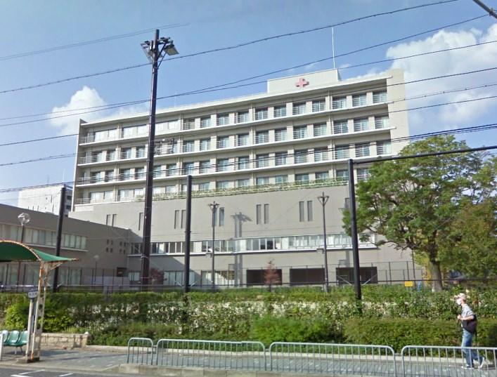 総合病院:京都第二赤十字病院 2441m