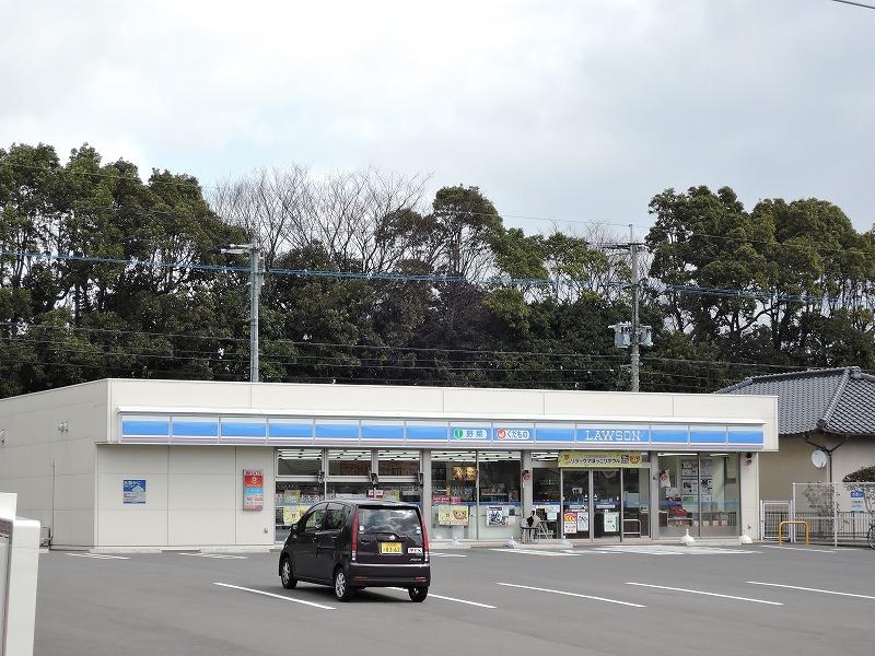 コンビ二:ローソン 若松高須東三丁目店 1802m 近隣