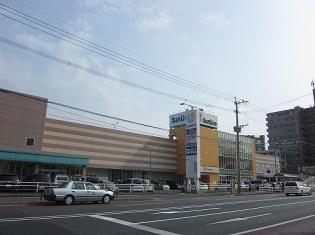 スーパー:Sun Live(サンリブ) 到津店 634m 近隣