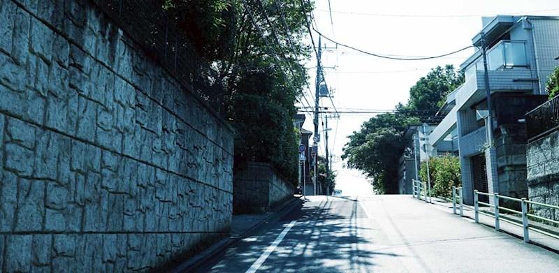 周辺環境:現地周辺の街並