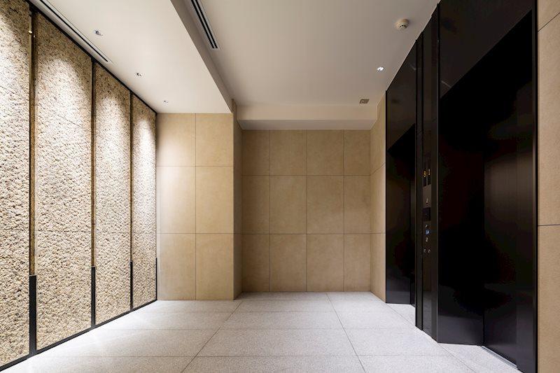 エレベターホール