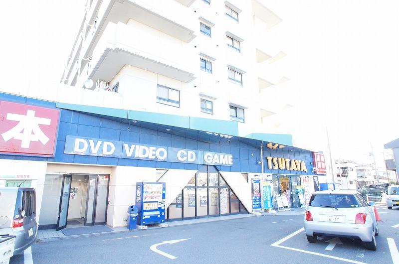 ショッピング施設:TSUTAYA 愛甲石田店 656m