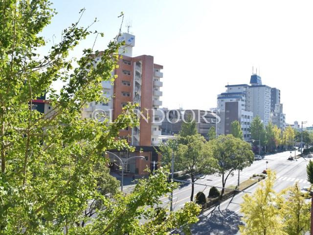 ソミュール桜ヶ丘からの眺望