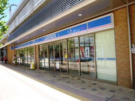 コンビ二:ナチュラルローソン 経堂テラスガーデン店 425m