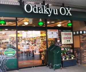 スーパー:Odakyu OX 長後店 671m