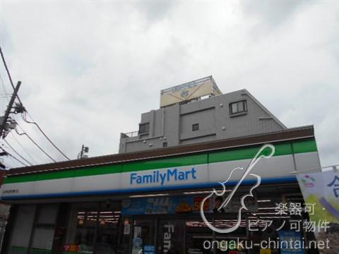 コンビ二:ファミリーマート 石神井銀座通り店 139m