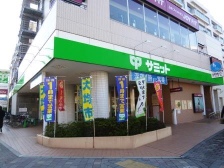 スーパー:サミットストア 芦花公園駅前店 668m