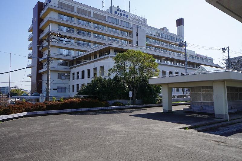総合病院:昭和大学藤が丘病院 365m