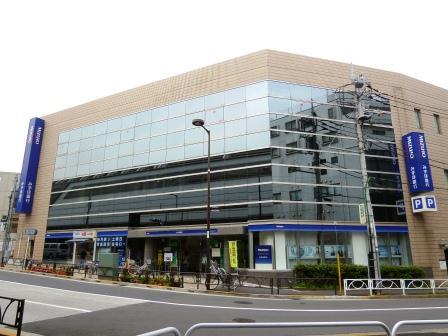 銀行:みずほ銀行経堂支店 786m