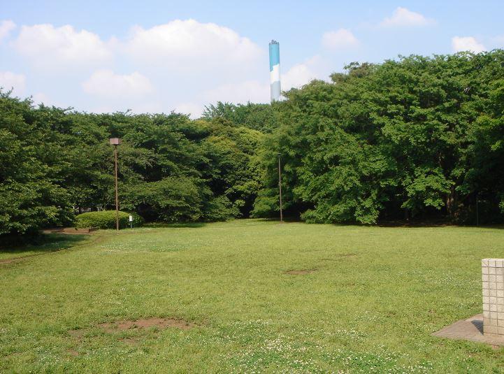 公園:砧公園 694m