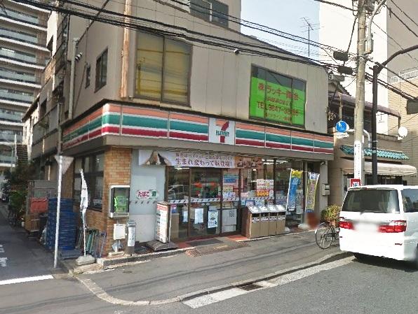 コンビ二:セブンイレブン 江東扇橋店 188m