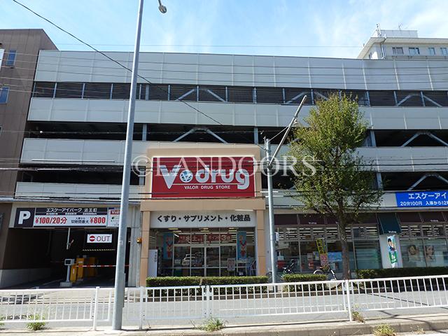 ドラッグストア:V・drug 覚王山法王町店 725m