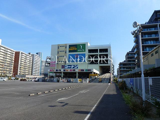 ホームセンター:ホームセンターコーナン 砂田橋店 1617m