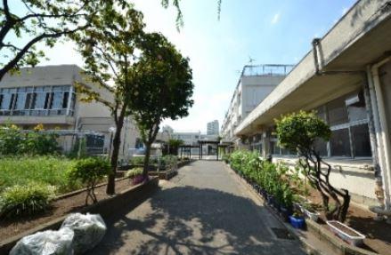 小学校:品川区立京陽小学校 515m