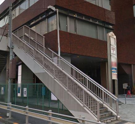 郵便局:TOCビル内郵便局 801m