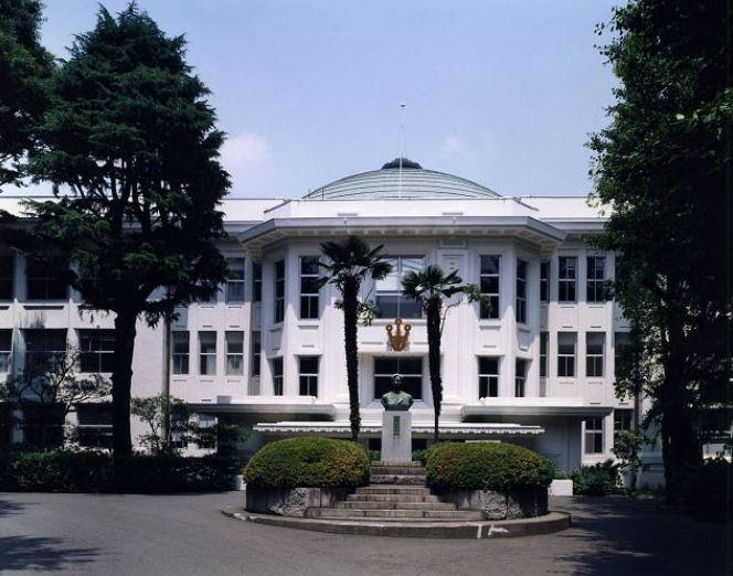 図書館:星薬科大学図書館 257m