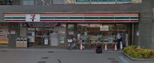 コンビ二:セブンイレブン北戸田駅西口店 252m