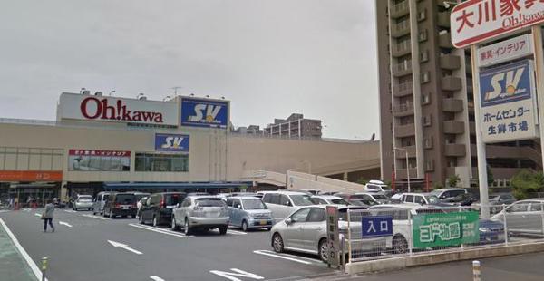 スーパー:スーパーバリュー戸田店 360m