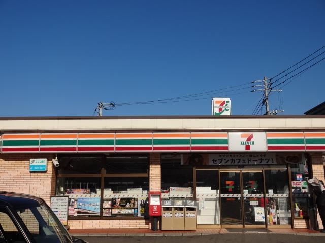 コンビ二:セブンイレブン 福岡和白1丁目店 424m