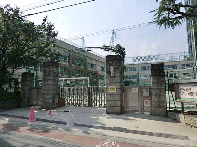 小学校:品川区立三木小学校 400m