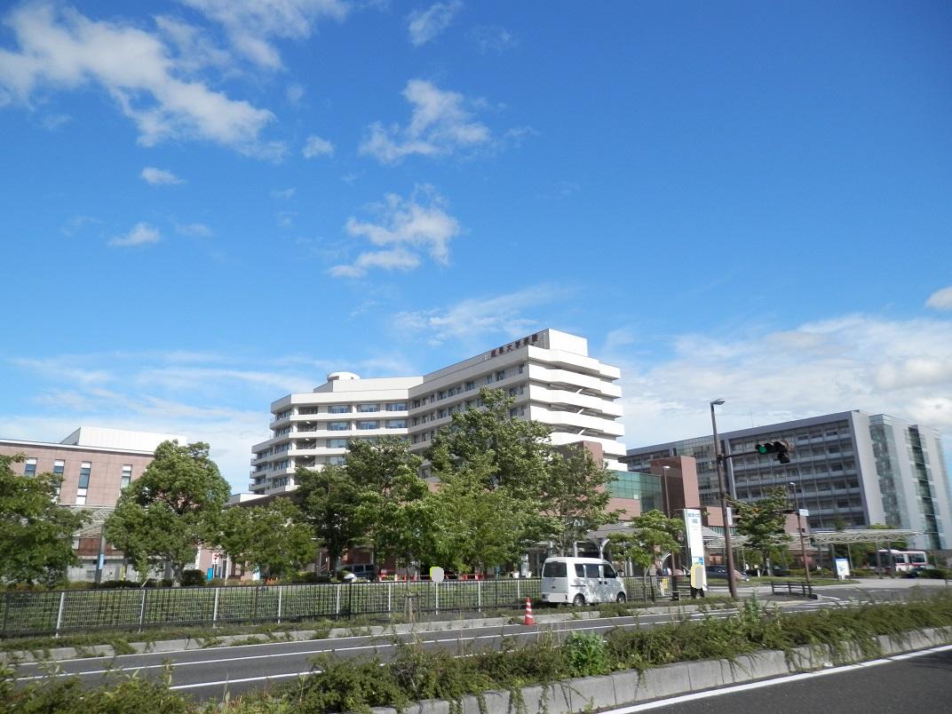 総合病院:岐阜大学医学部附属病院 1238m 近隣