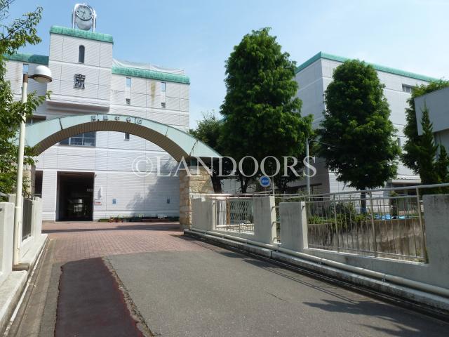 中学校:名古屋市立東星中学校 1615m