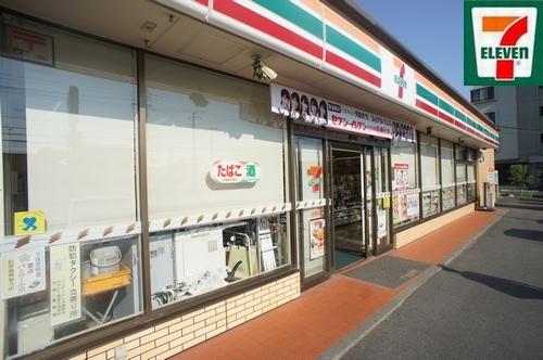 コンビ二:セブンイレブン 平塚代官町店 57m