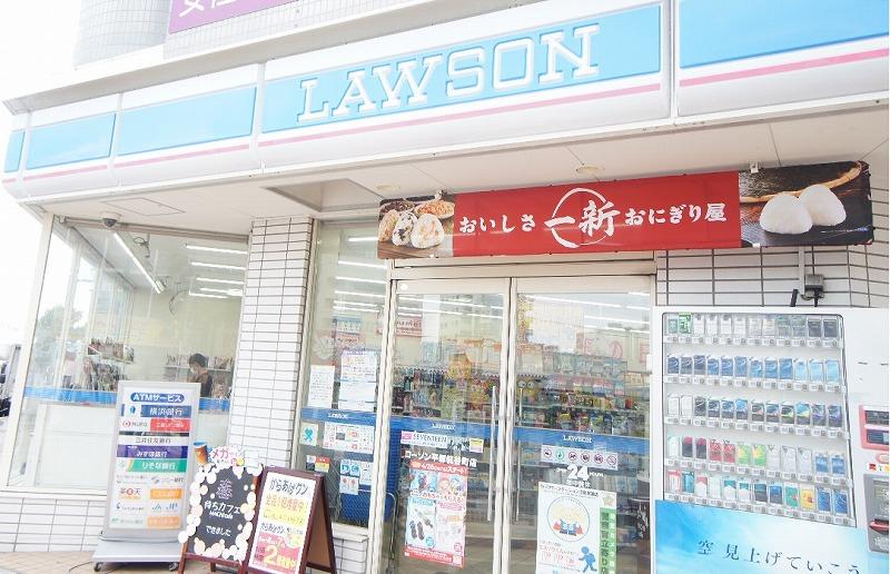 コンビ二:ローソン 平塚東真土一丁目店 209m