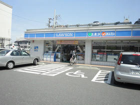 コンビ二:ローソン 戸畑千防一丁目店 279m