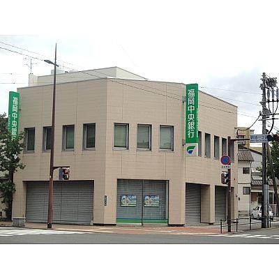 銀行:福岡中央銀行戸畑支店 846m