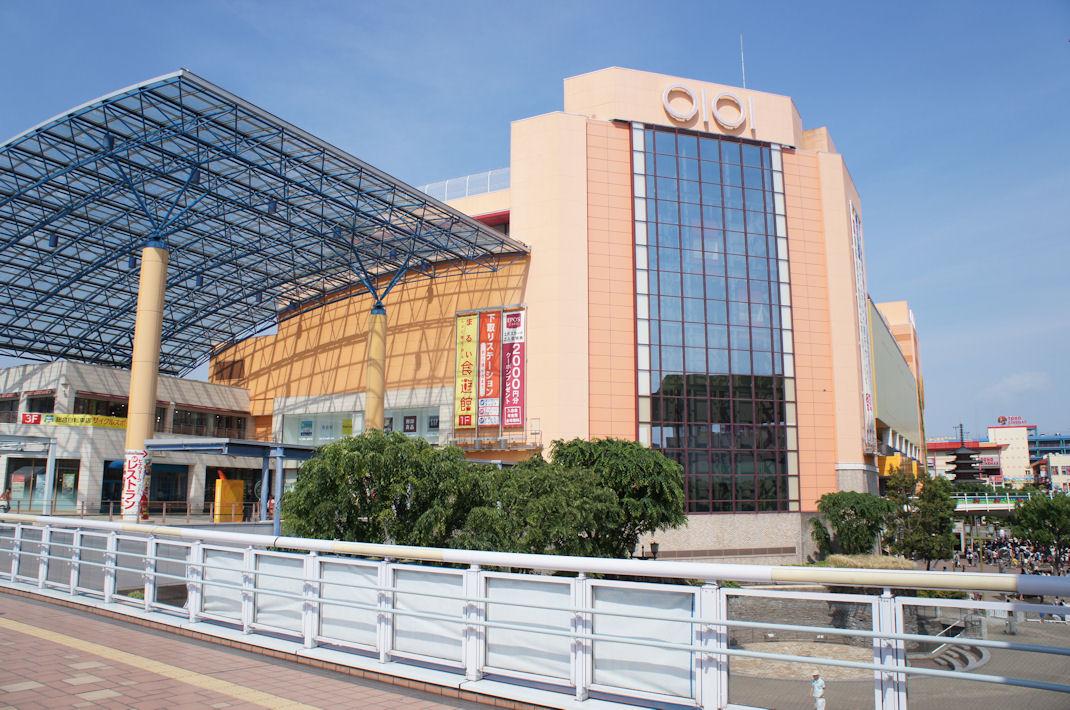 ショッピング施設:マルイファミリー海老名 1034m