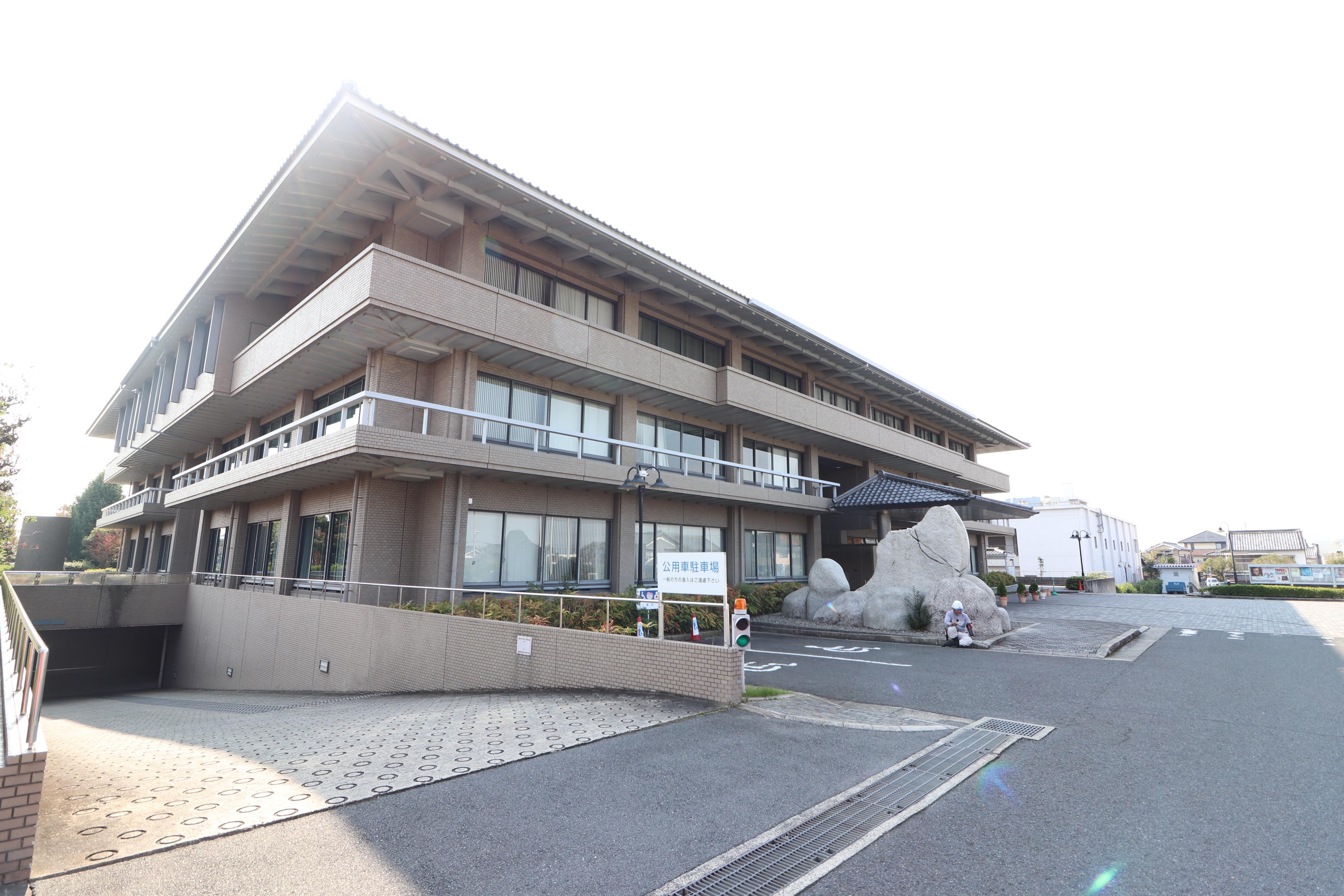 役所:田原本町役場 1520m