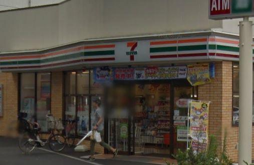 コンビ二:セブンイレブン 目黒南2丁目店 553m 近隣